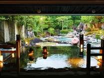 縁覚の湯 大浴場