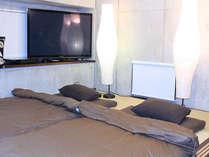 和室でもご宿泊可能です。