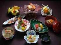 ★本格的季節の京懐石「竹」プラン♪