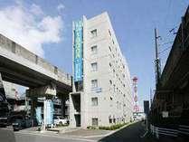 岐阜羽島ホステル外観。