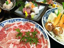 鹿児島といえば全国で知られるブランド『黒豚』の生産地。黒豚を美味しくいただけるプランです。