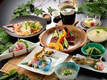 ≫カラダに嬉しい夏野菜たっぷり☆『夏の美味厳選プラン』は8月31日までご予約受付中です。