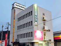 ビジネスホテル ヤマキ (愛媛県)
