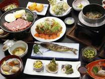 ■【自慢の田舎料理】季節の食材を活かした素朴ながらも心に残る創作料理。