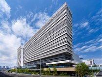 外観 / ビッグサイト、お台場、舞浜などへのアクセス至便なハイグレードホテル