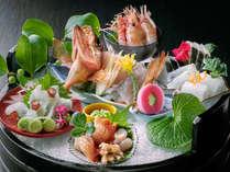 ■選べる会席Aコース■『旬の地魚お刺身』