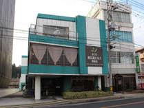 ホテル東広島ヒルズ西条店外観