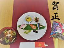 *年末年始 朝食一例(イメージ)