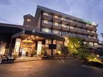 玉名温泉 立願寺温泉ホテル