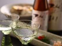 【地酒・澄川】料理と一緒においしい地酒はいかがですか♪