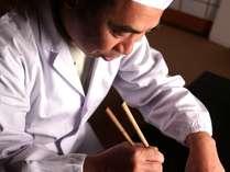 伝統と今の時代にあったお料理を一品一品心を込めてお作りおもてなしをさせていただいております。