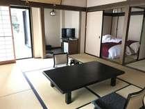 和室10帖+ベッドルーム4.5帖