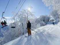 *[スキー&スノーボード]栂池高原スキー場・親の原ゲレンデ徒歩1分!