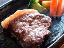 【一番人気はこちら! 1泊2食付き 季節の会席プラン + 黒毛和牛ステーキ】