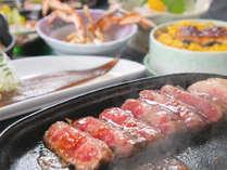 """◆極み会席◆料理長が厳選した""""海の幸、山の幸""""をふんだんに使った、『至高の逸品』をお楽しみください"""