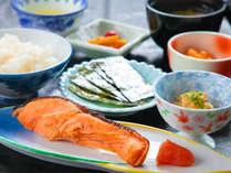 ◆朝食◆朝は身体に優しい和朝食で、一日をすこやかに始める