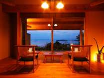 【離れ:平屋】大切な人と海を眺めて非日常な空間をお楽しみください。