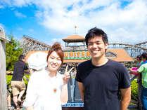 《10月以降のご予約》☆カップルStayプラン☆城島高原パーク入園券付き♪