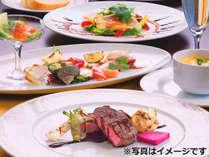 【期間限定】気軽に洋食♪豊後牛《頂》ショートコースディナープラン