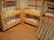 本館2階 2段ベッド×3台