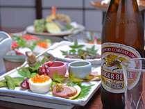 ☆ビール特典付き☆ビジネス・観光・合宿もおまかせ!料理自慢の和風旅館で乾杯/2食付