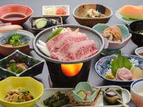 夕食一例【吾妻膳】