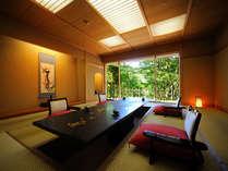 【旅情】 露天風呂付き客室で過ごす贅沢なひと時