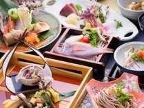 ≪サライ7月号掲載記念≫【一泊二食】東光園でしか食べられない山陰の旬の恵みプラン