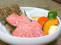 品評会でも日本一に輝いたことが有る鳥取和牛。