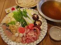 【グルメ杵屋特製】 ☆うどんすき鍋プラン☆