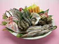 【☆グルメ】海を望む高台で海鮮BBQプラン