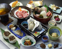 ☆海士の食材を満喫しよう☆ 海士町産 隠岐牛、岩牡蛎「春香」、鮑の3大食材を食べ尽くせ!