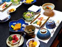 *【食事/朝食一例】朝は身体に優しい食事を食べて元気に出発~☆