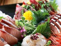 【葵御膳】料理長が腕をふるう!瀬戸内の新鮮食材をまるごと満喫♪
