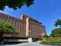 都市と自然と文化が調和した 伝統を誇るホテル 洗練されたおもてなしでお迎えいたします