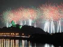 【唐津の夏の風物詩】色浴衣を着て九州花火大会へ出かけよう!!(特撰会席)