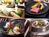 【10月のおすすめ】松茸・佐賀牛・伊勢海老に烏賊活き造り♪秋の美食まつり(雅会席)