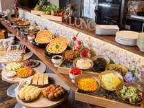 朝食イメージ6:30~10:00 1階レストランLUNO