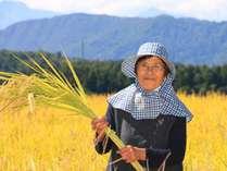 野沢のおかあちゃんが、温かくお出迎え致します