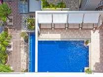 ホテル2階の屋外プールご宿泊者無料でご利用いただけます■営業時間■ 14:00~20:00(4月~10月)