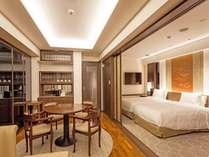 【プレミアグランスイート】3階~9階に1部屋ずつ全7室ございます。