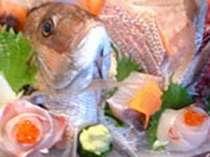 旬の海鮮料理プラン・三国ってなぁ~んて美味しい!