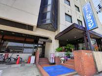 *≪激安≫JR青森駅から徒歩1分!!無料Wi-Fi完備のビジネスホテル。観光アクセスの拠点に◎