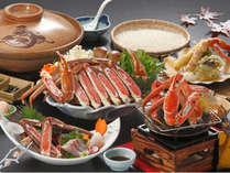 【冬はやっぱりカニ料理】 蟹三昧