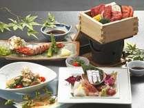 【おてがる夏グルメ】旬の「太刀魚」と山陰のブランド肉を味わう会席