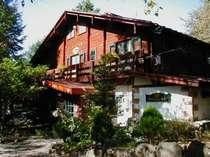 ペンション ジョバンニの小屋