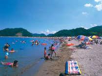 【●夏旅●】海水浴を満喫♪夜は海幸に舌鼓~潮風コース~