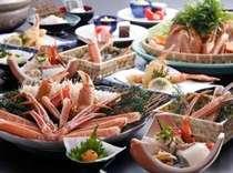 梅乃家松葉がにフルコースは、カニの美味さを引き出したお料理のオンパレード!