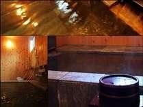 檜香る石風呂で、ほっこりと。