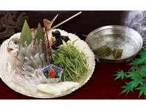 「寿(ことぶき)」 65歳以上限定プラン 活鯛一匹使い、『しゃぶしゃぶと刺身で』〆は潮汁